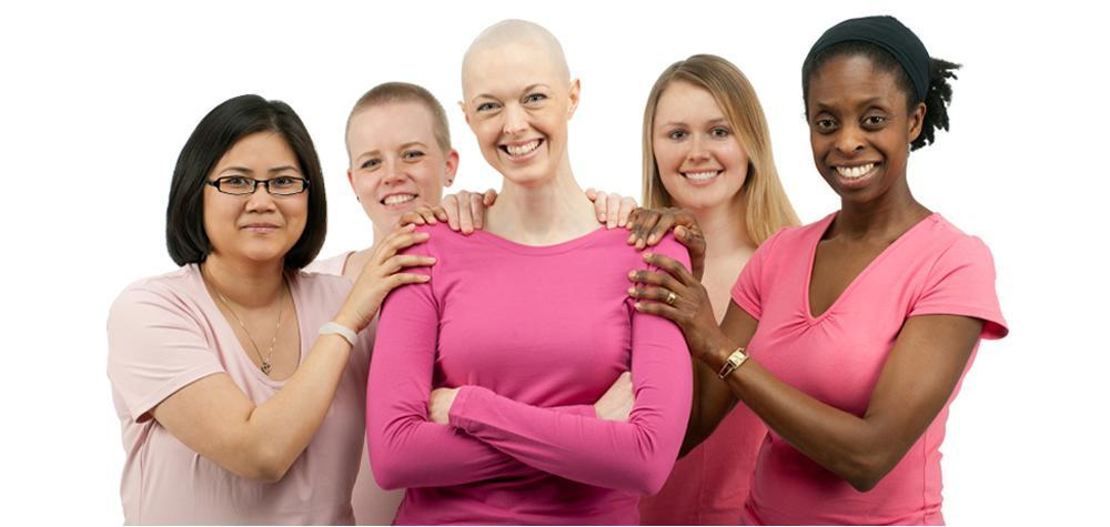 Empowering women with breast and reproductive cancers